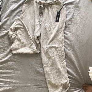 Doe & Rae Linen Pants